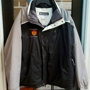 NWOT Columbia Waterproof Winter Jacket XXL